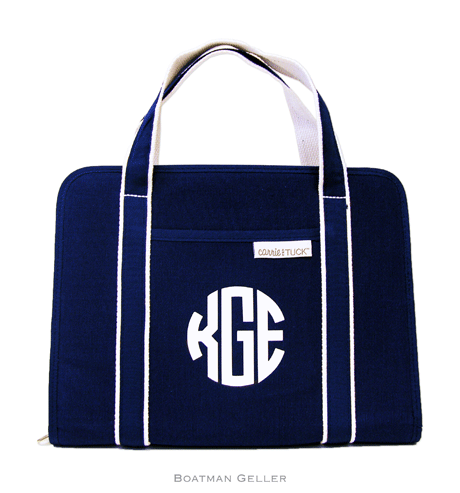 Boatman Geller Carrie & Tuck NoteTotes Classic Navy