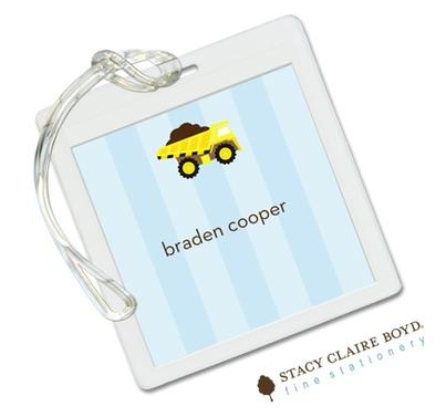 Stacy Claire Boyd Bag Tag (set of 2)  - Loads of Fun