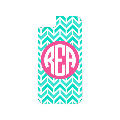 Mint Aztec Phone Case