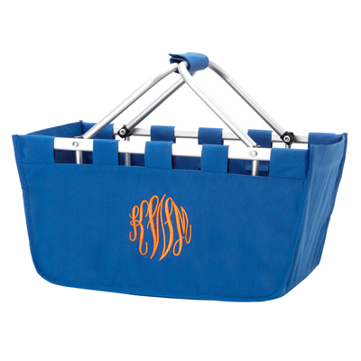 Market Tote - Royal Blue